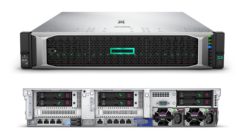 سرور DL380 G10